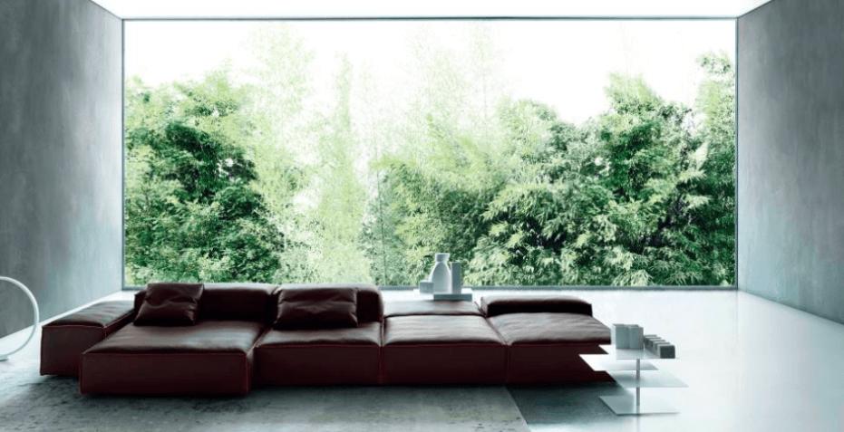 Divani And Design.Living Divani London Uk Extrasoft Neowall Design