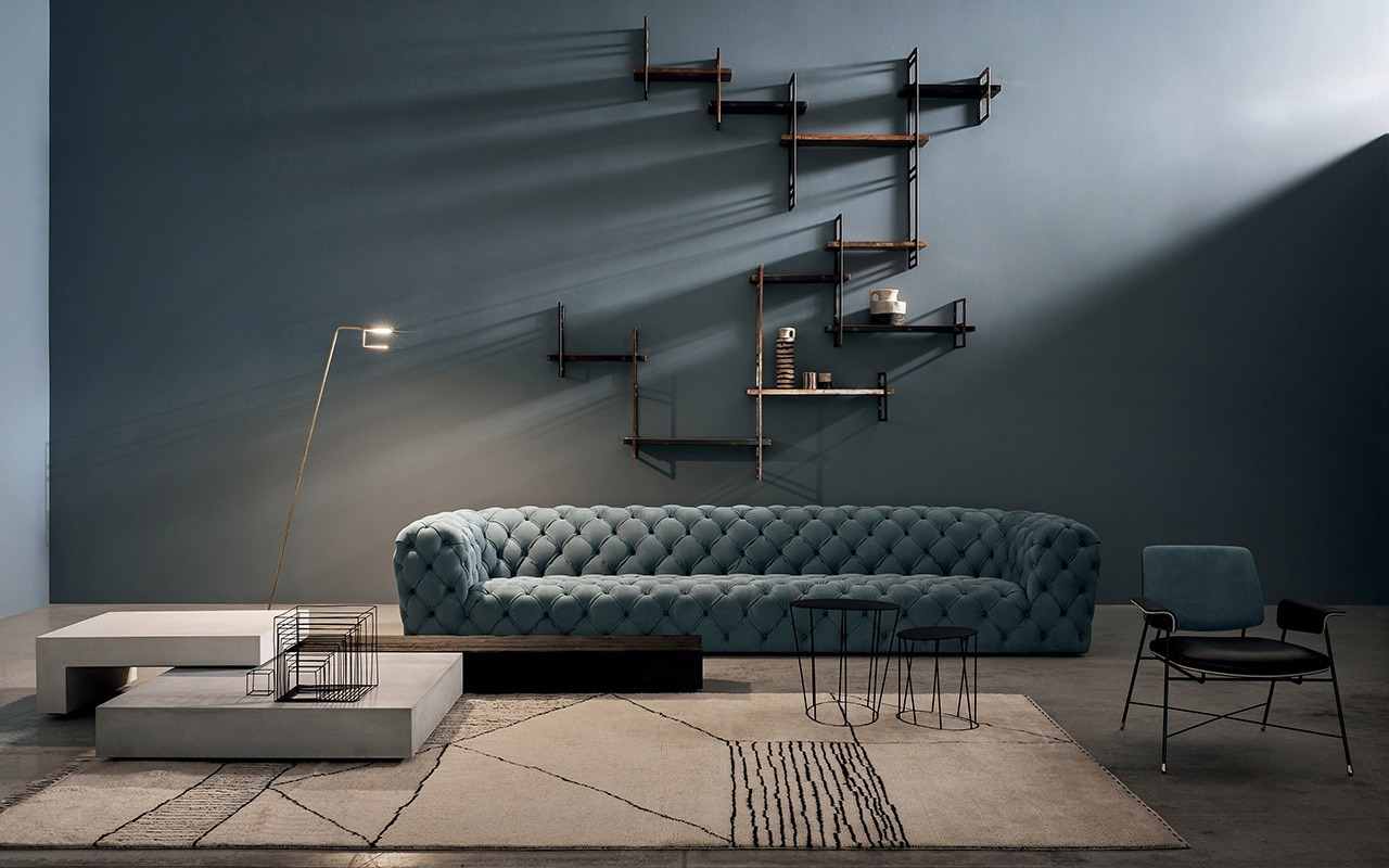 Baxter furniture London, UK - Made in Italy, sofa, table, lighting ...