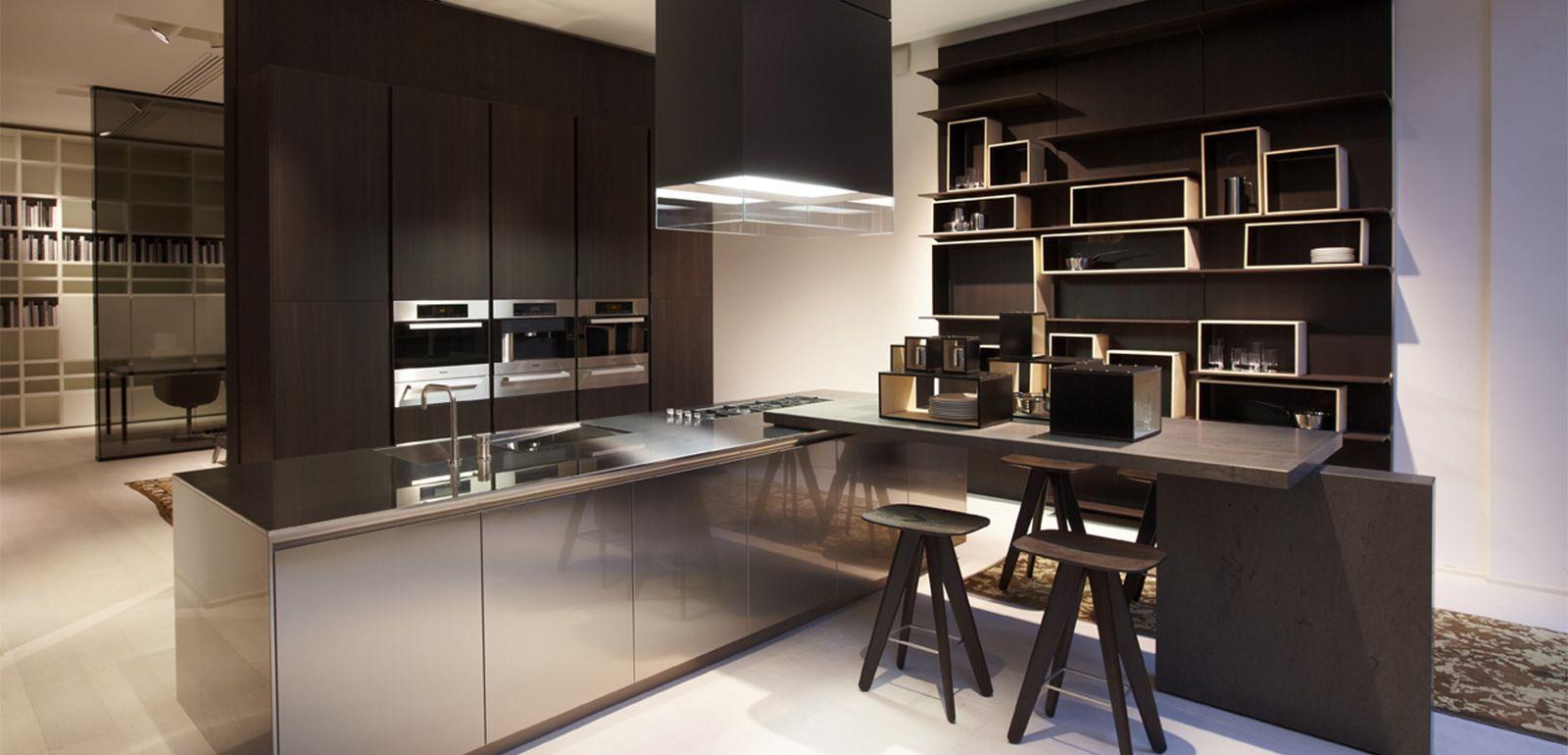 Contemporary Furniture Stores In London And Paris Furniture Shops - Varenna cuisine