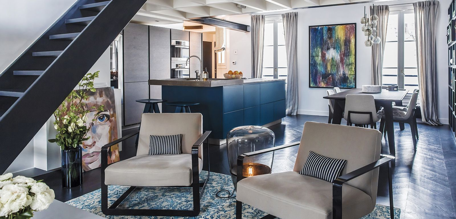 architect furniture interior design interior design silvera. Black Bedroom Furniture Sets. Home Design Ideas